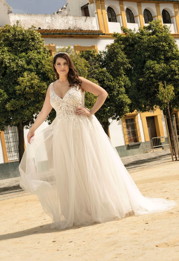 Mode de Pol bridal
