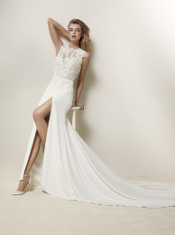 Outlet trouwjurk Pronovias