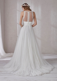 Outlet bruidsjurk Pronovias